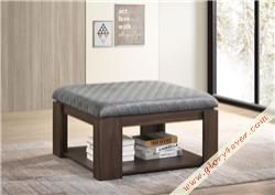 ASHTON COFFEE TABLE (GREY)